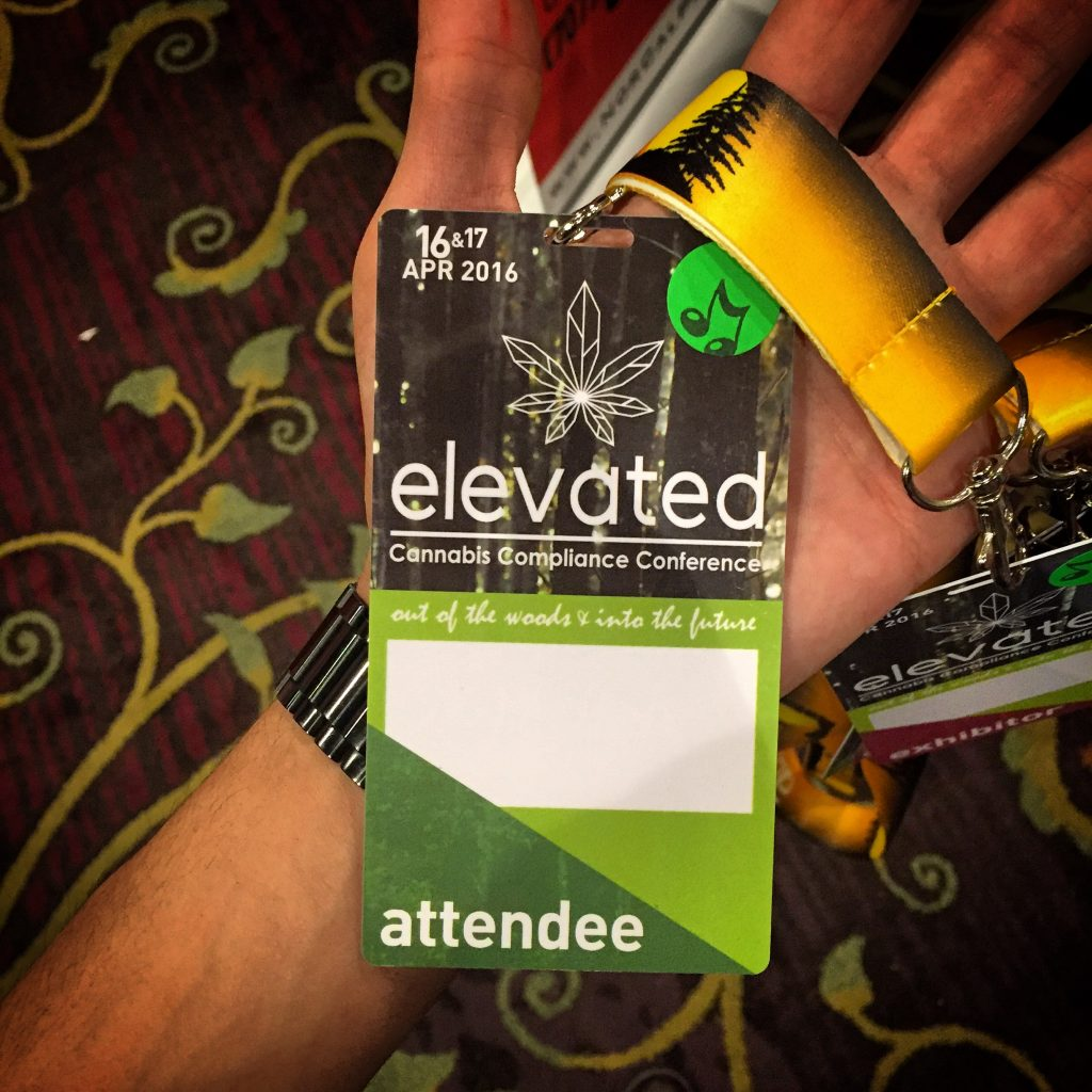 Elevated Custom Expo / Convention PVC Badges
